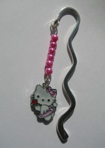 Hello Kitty bookmark